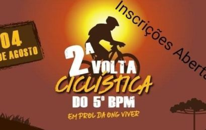 2ª VOLTA CICLÍSTICA DO 5° BPM