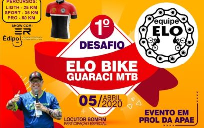 1º Desafio Solidário Elo bike Guaraci MTB